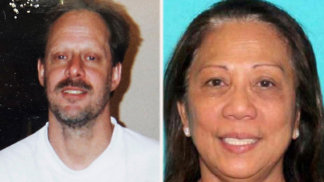 More info revealed on Las Vegas shooter and his girlfriend