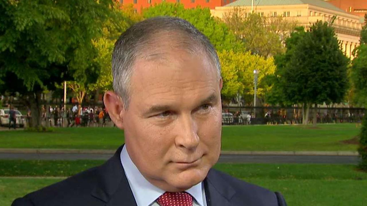 PBS airs anti- Pruitt documentary funded by environmentalist group backer