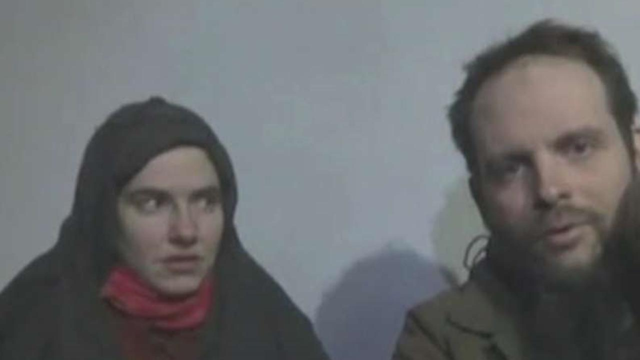 Behind the dramatic rescue of American-Canadian couple from Haqqani captivity