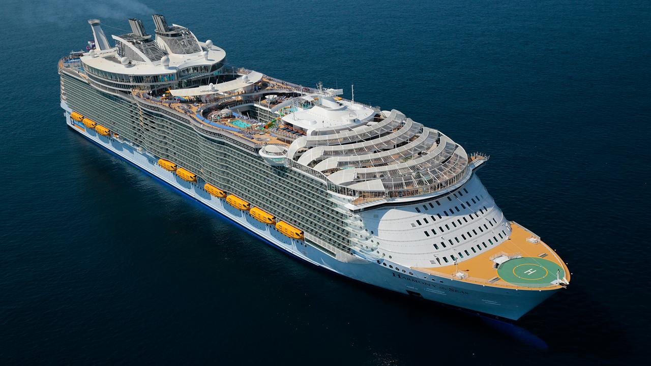 World's largest cruise ship to feature seven different 'neighborhoods'