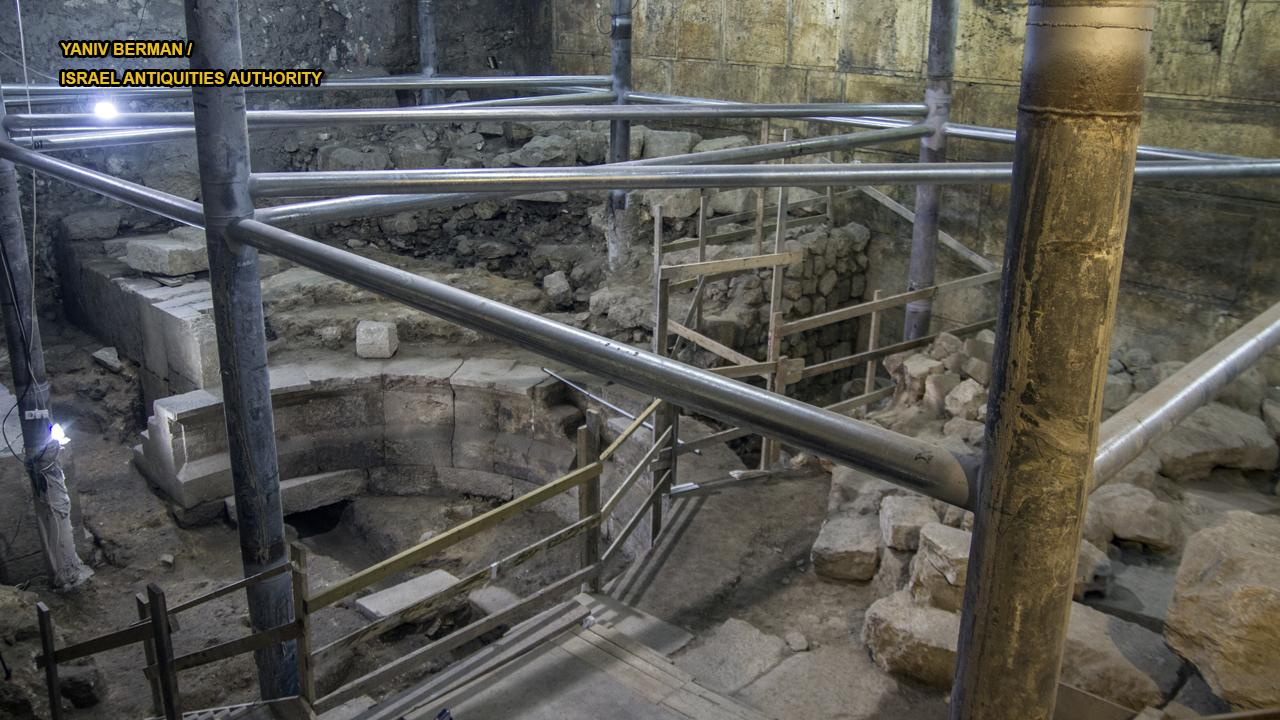 Amazing Western Wall discovery: New section, ancient theater, uncovered in Jerusalem