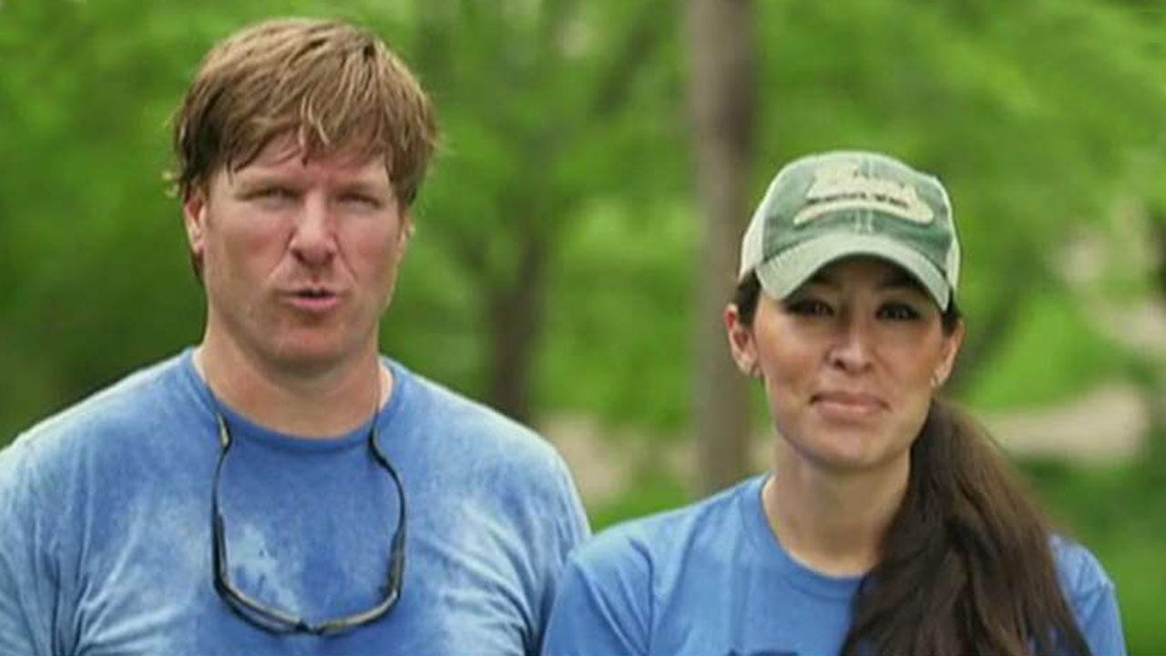 Chip and Joanna Gaines on ending 'Fixer Upper'