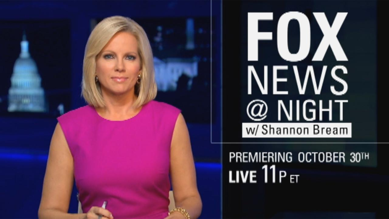 Shannon Bream Brings You Facts Andysis Live At  P M Fox News Video