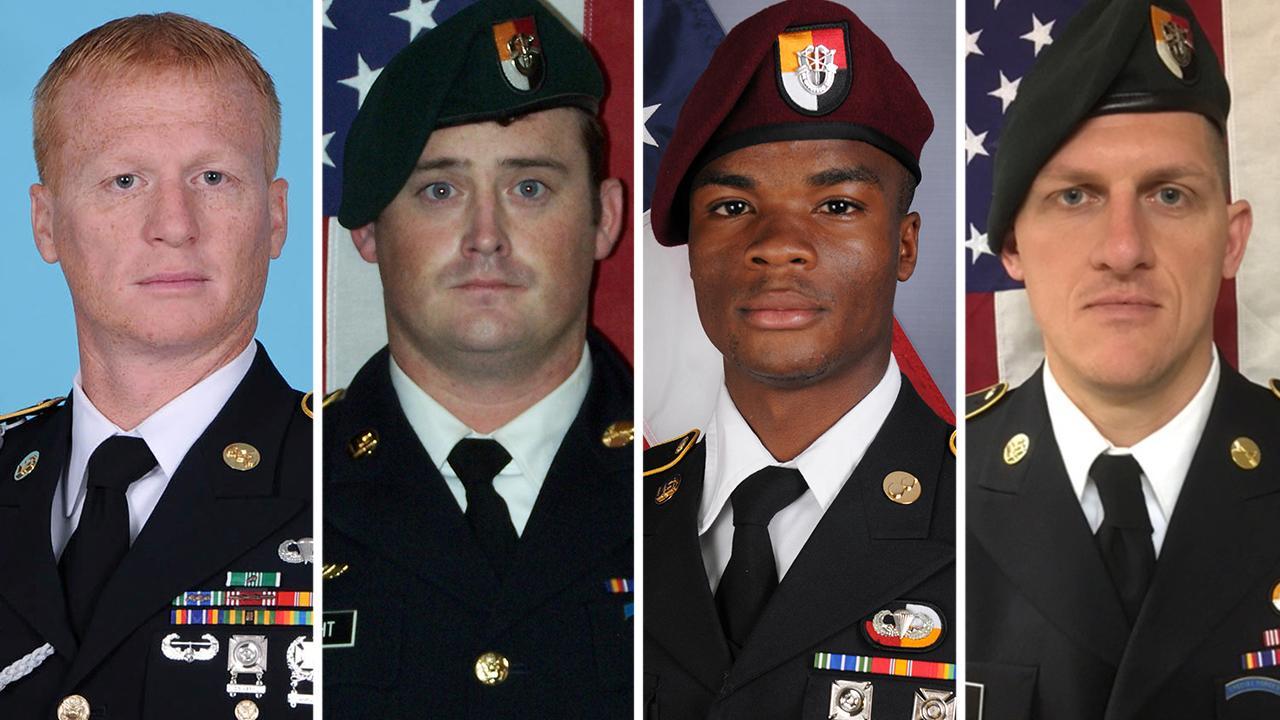 Niger ambush details scarce as McCain suggests need for subpoena