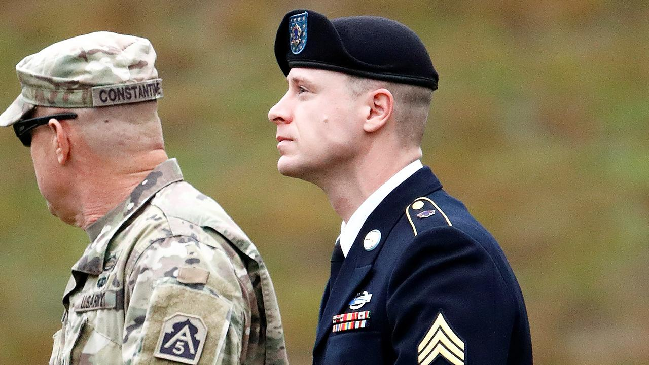 Bergdahl's fate up to judge as sentencing hearing begins
