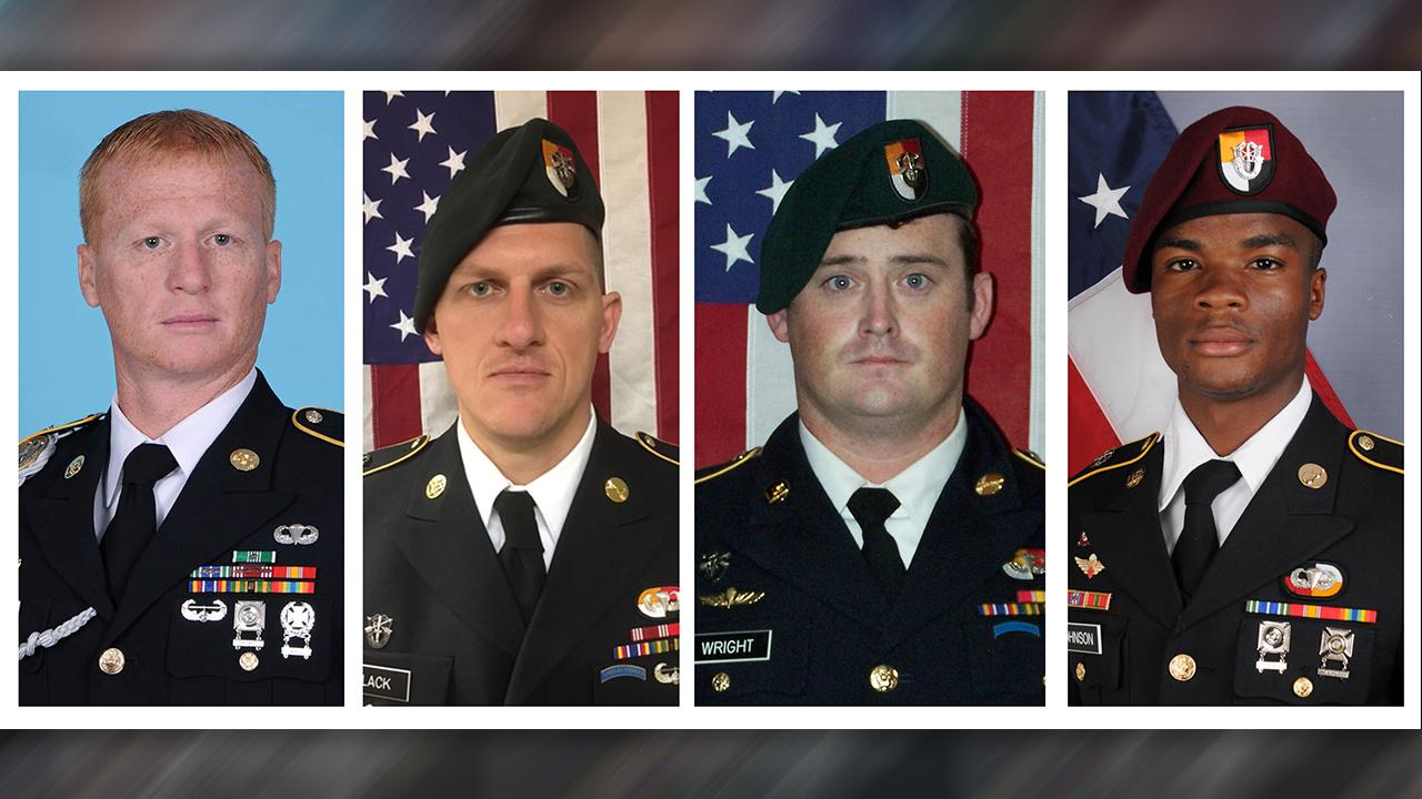 Conflicting accounts of what happened during Niger ambush