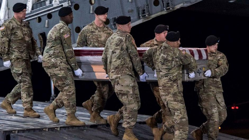 Second Special Operations team was on ground near Niger ambush