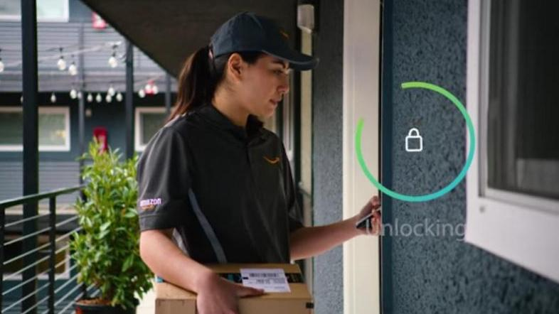 Should you give Amazon keys to your home?