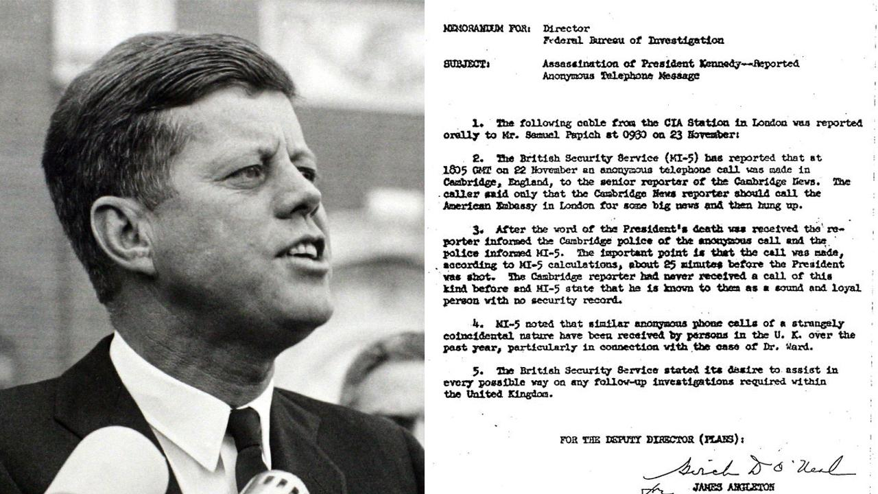 Delayed release of JFK records causes backlash