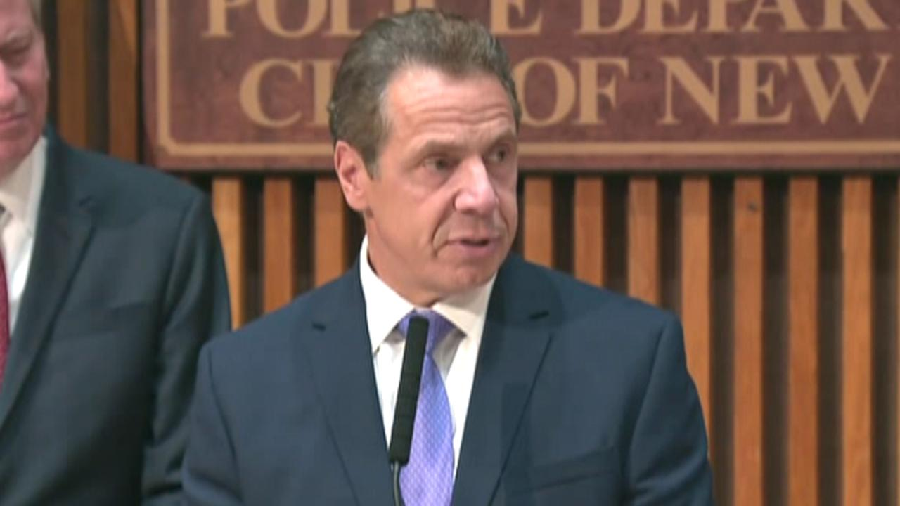 Cuomo: Trump's tweets after NYC attack 'were not helpful'