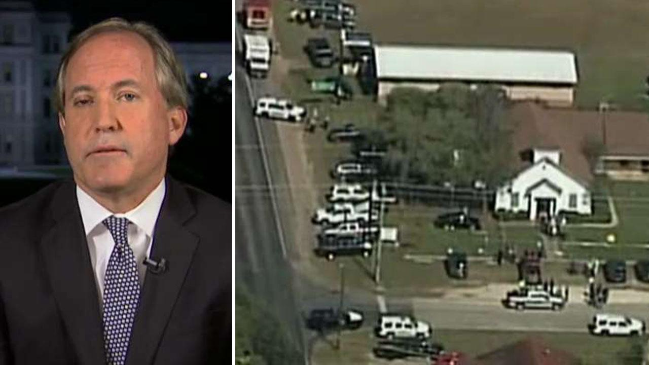 Texas AG argues more guns would prevent mass shootings