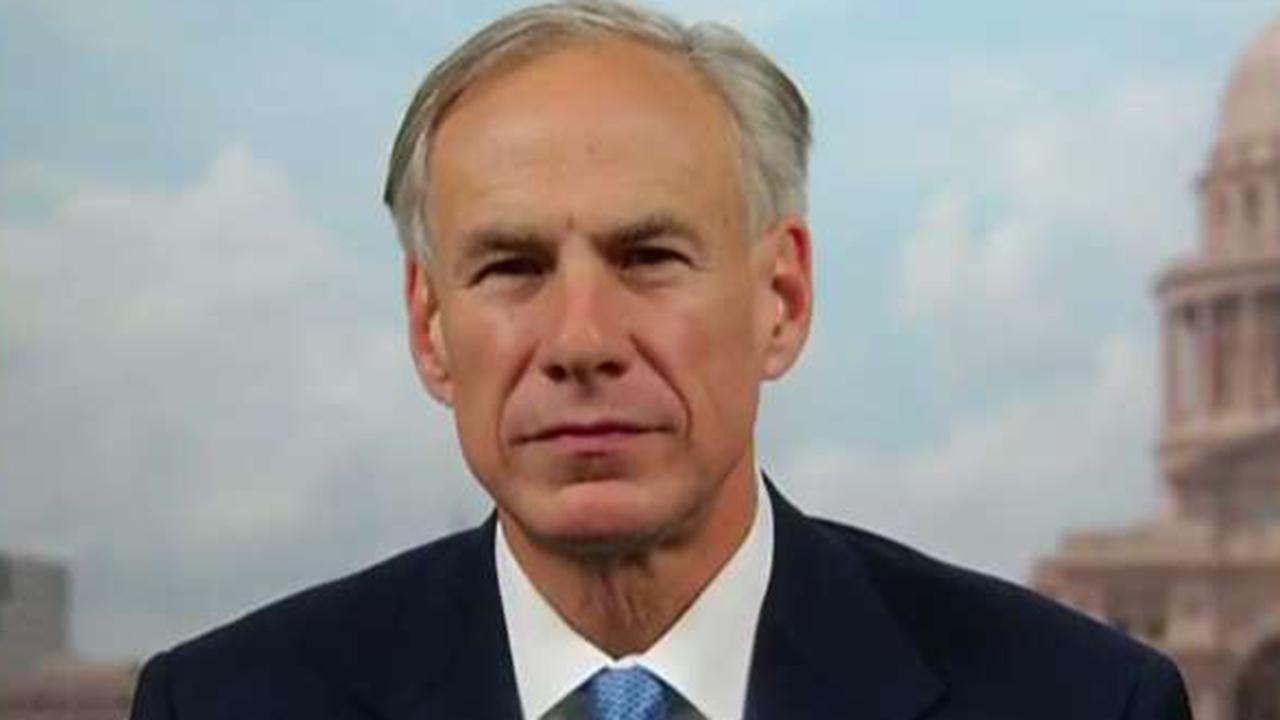 Gov. Abbott: Texas gunman had 'severe mental challenges'