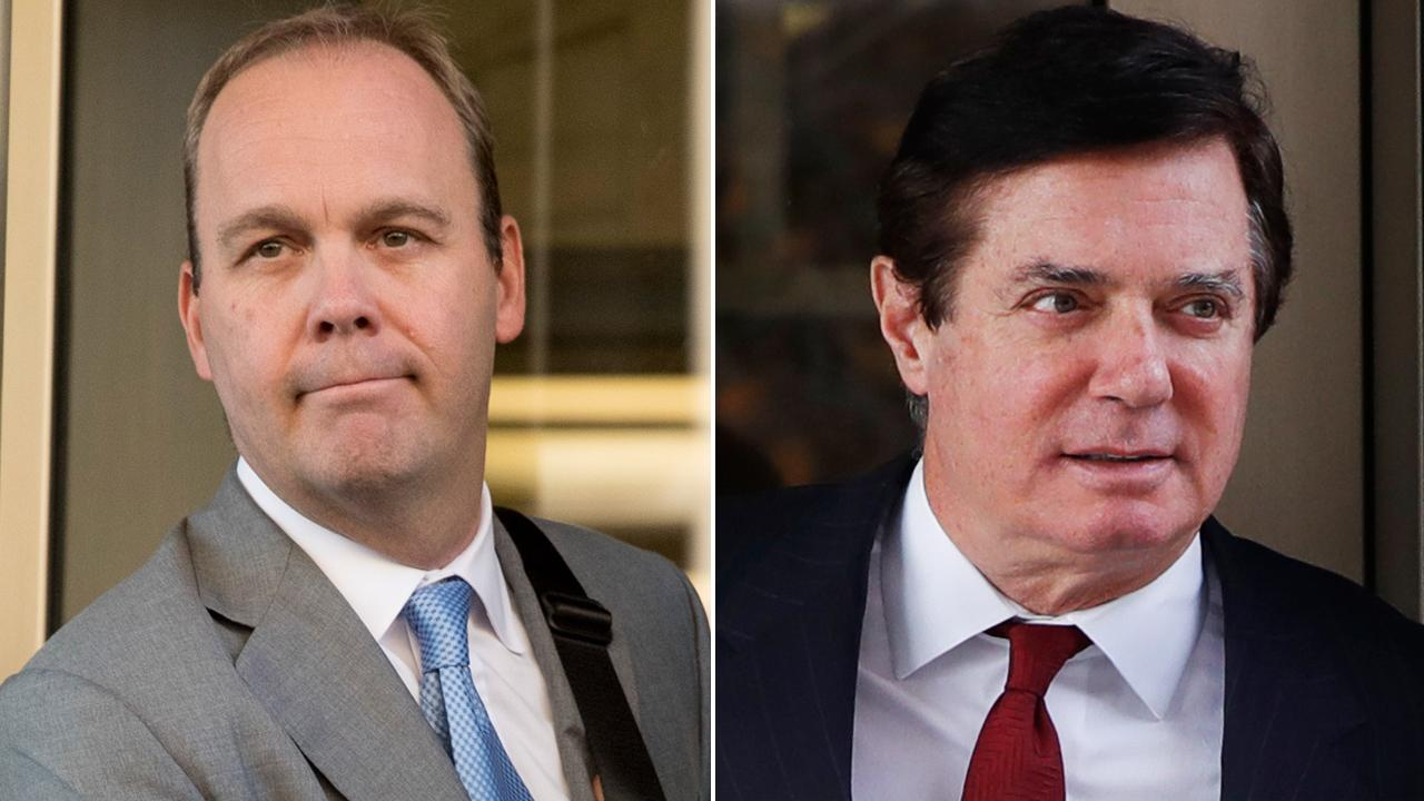 Federal judge issues gag order in Manafort, Gates case