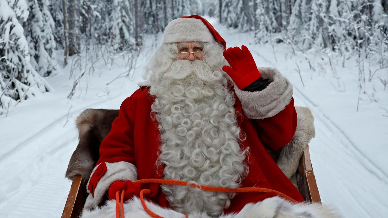 Americans might be getting sick of Santa