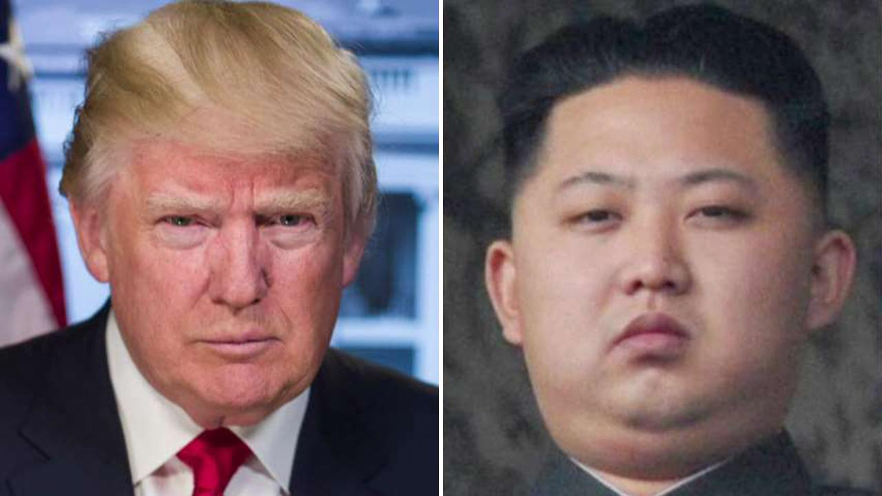 Trump calls on China to cut ties with North Korea