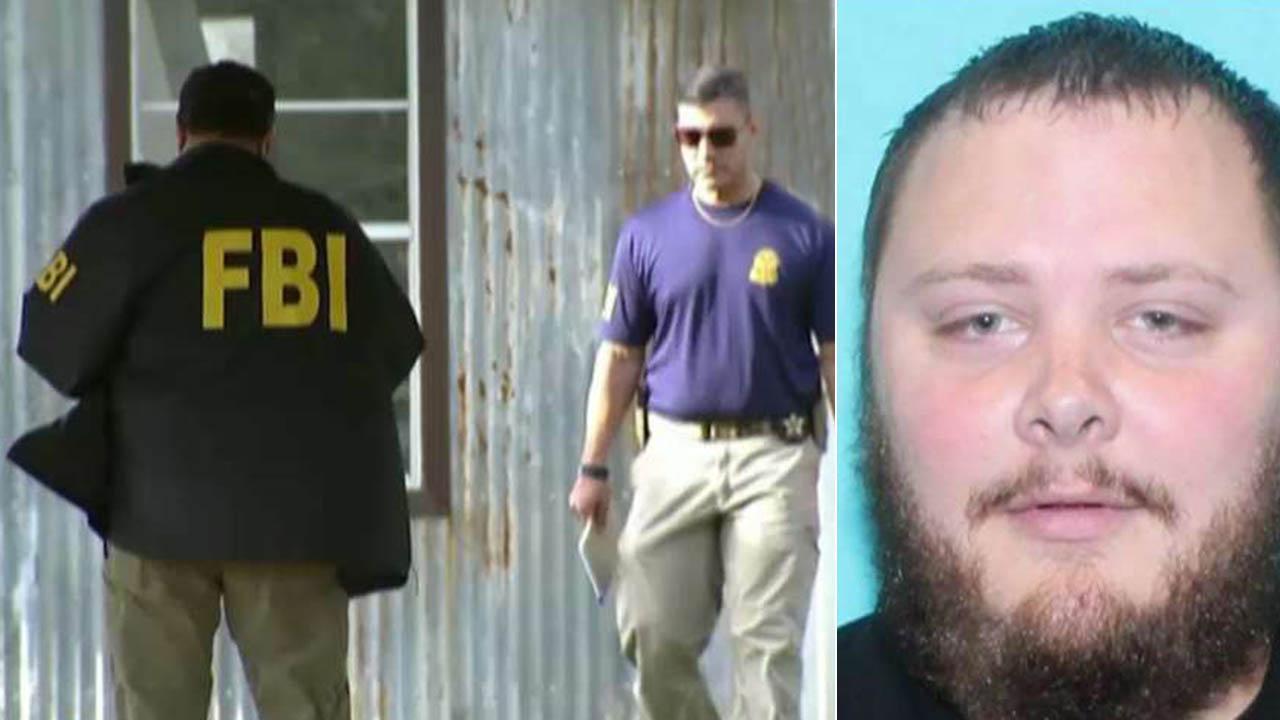 FBI struggling to unlock Texas gunman's phone