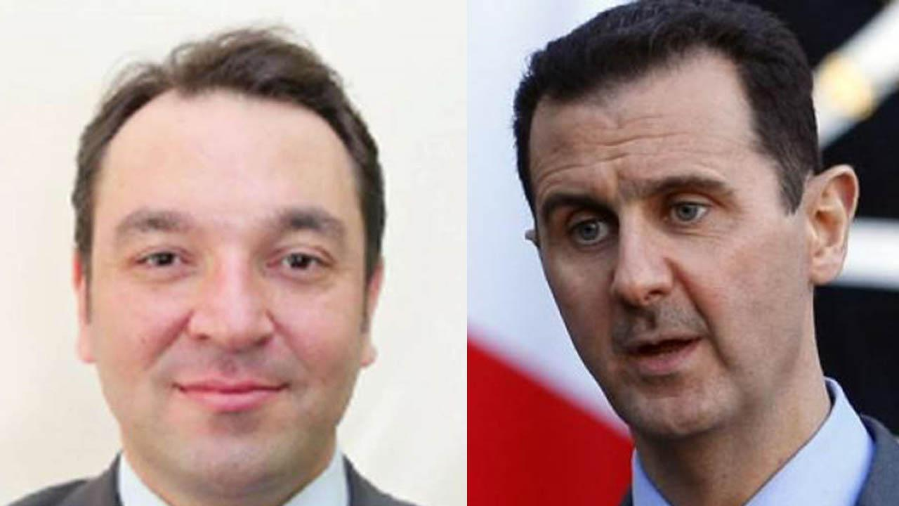 Ex-Assad spokesman lands professor job at Rutgers University