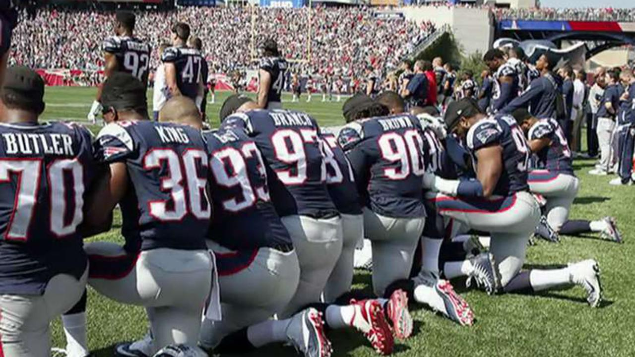 Thousands vow to boycott the NFL on Veterans Day weekend