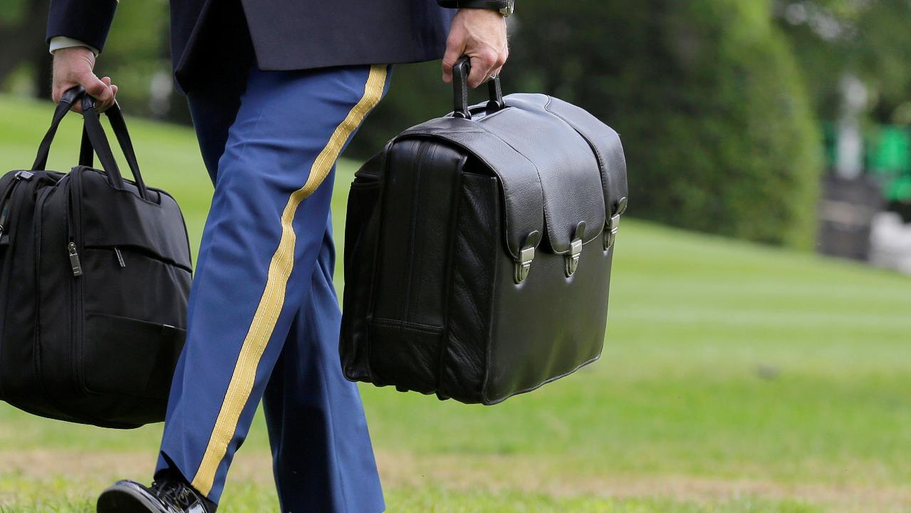 What is the 'nuclear football?'