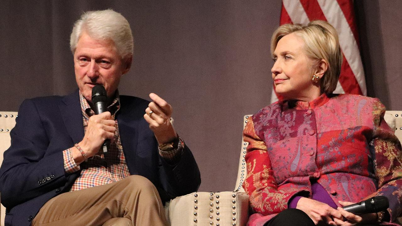 Marc Thiessen: Yes, the Clintons should be investigated