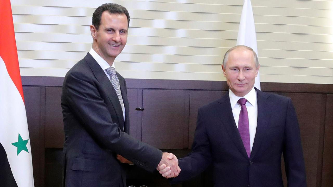 What does Putin's influence on a postwar Syria mean for US?