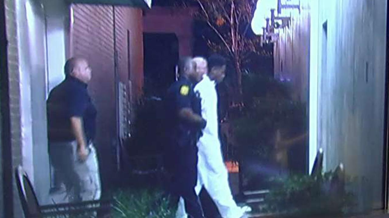 Tampa police arrest possible serial killer