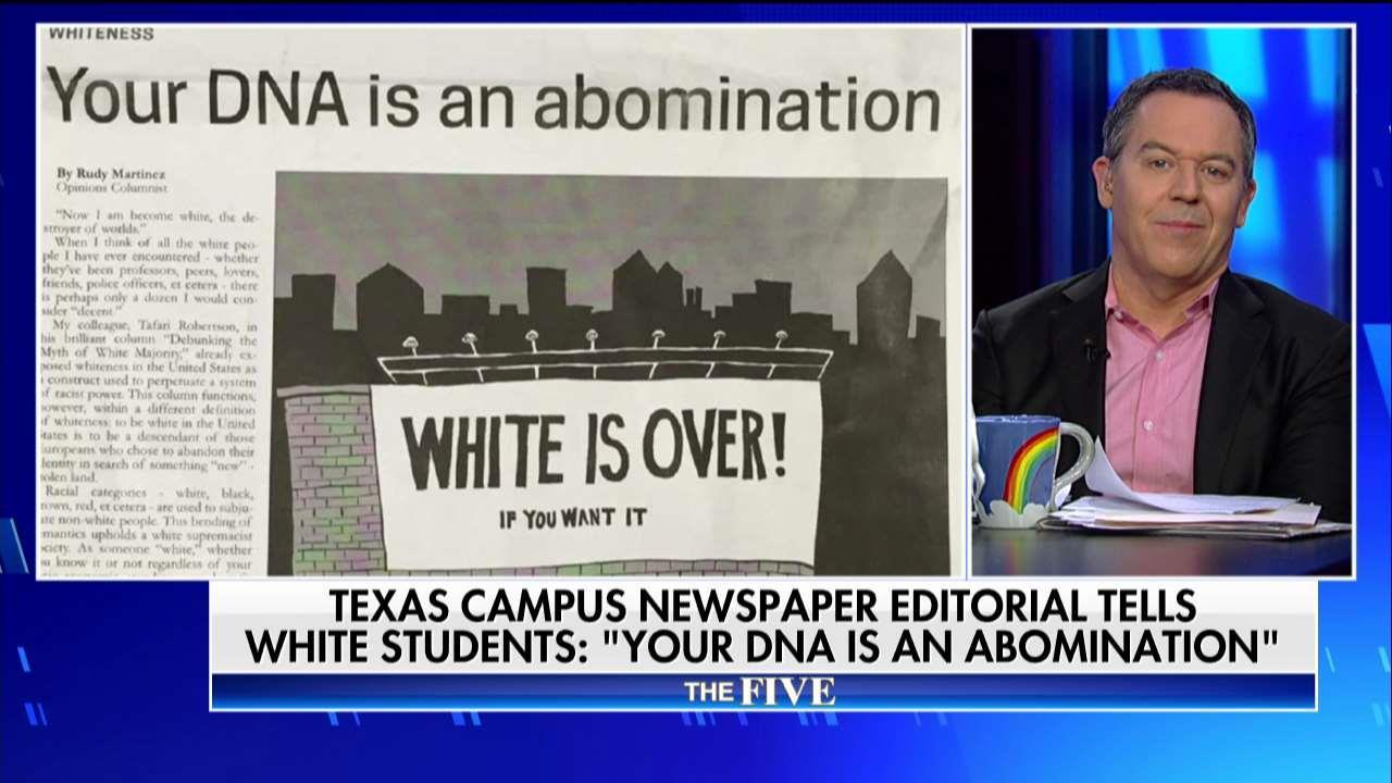 Greg Gutfeld Monologue on Texas Tech Story