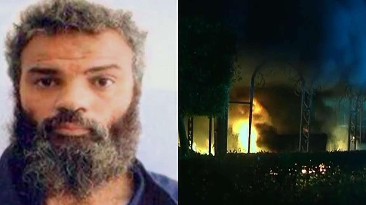 Benghazi terrorist cleared of murder charges