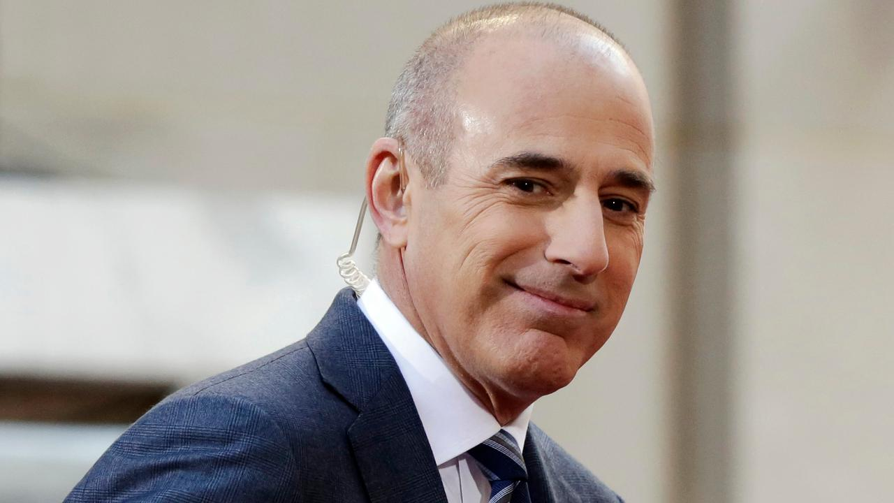 Sex toys, lies and the open secrets about Matt Lauer
