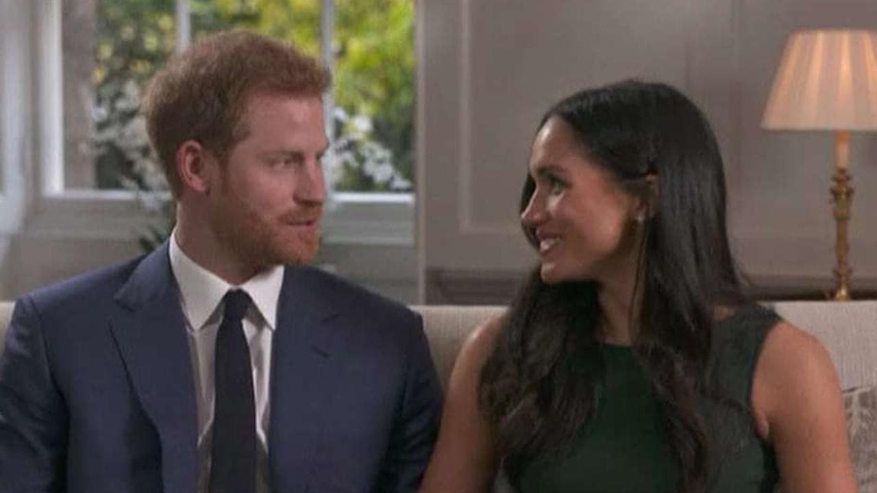 Prince Harry to marry Meghan Markle in May