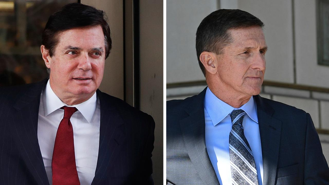 Eric Shawn reports: Manafort, Flynn. . . who's next?