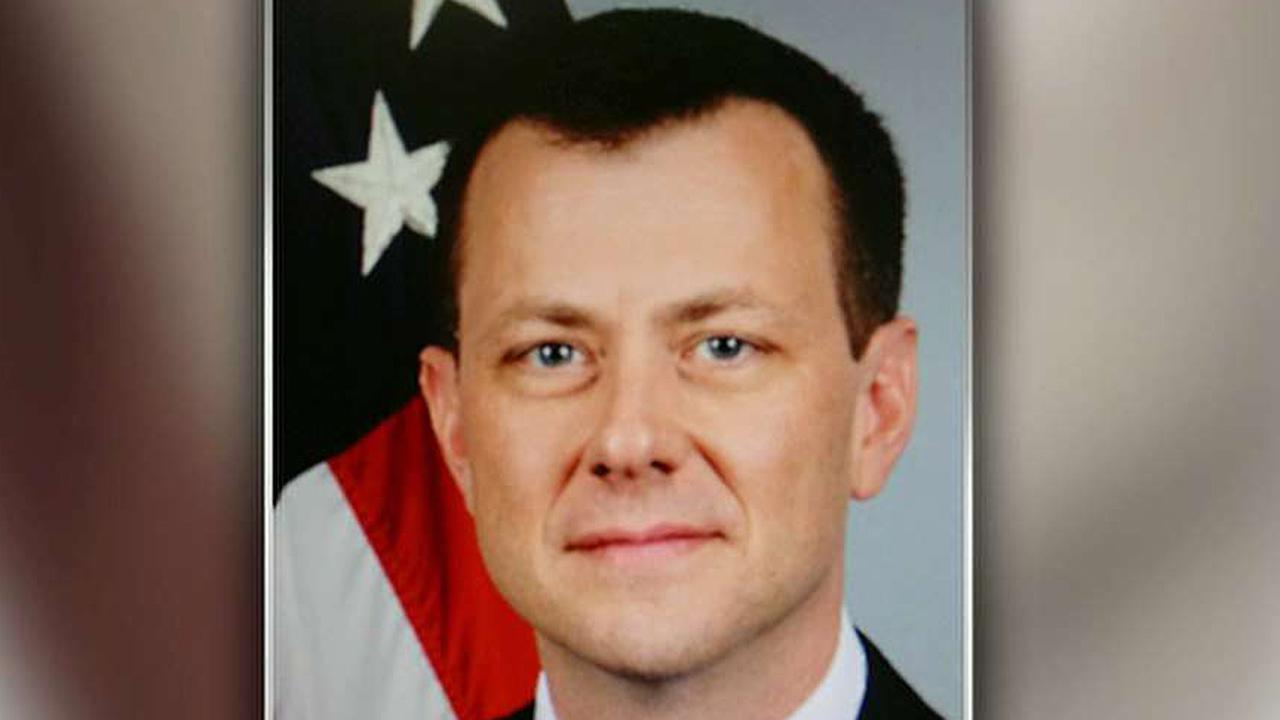 DOJ to hand over Strzok's anti-Trump texts