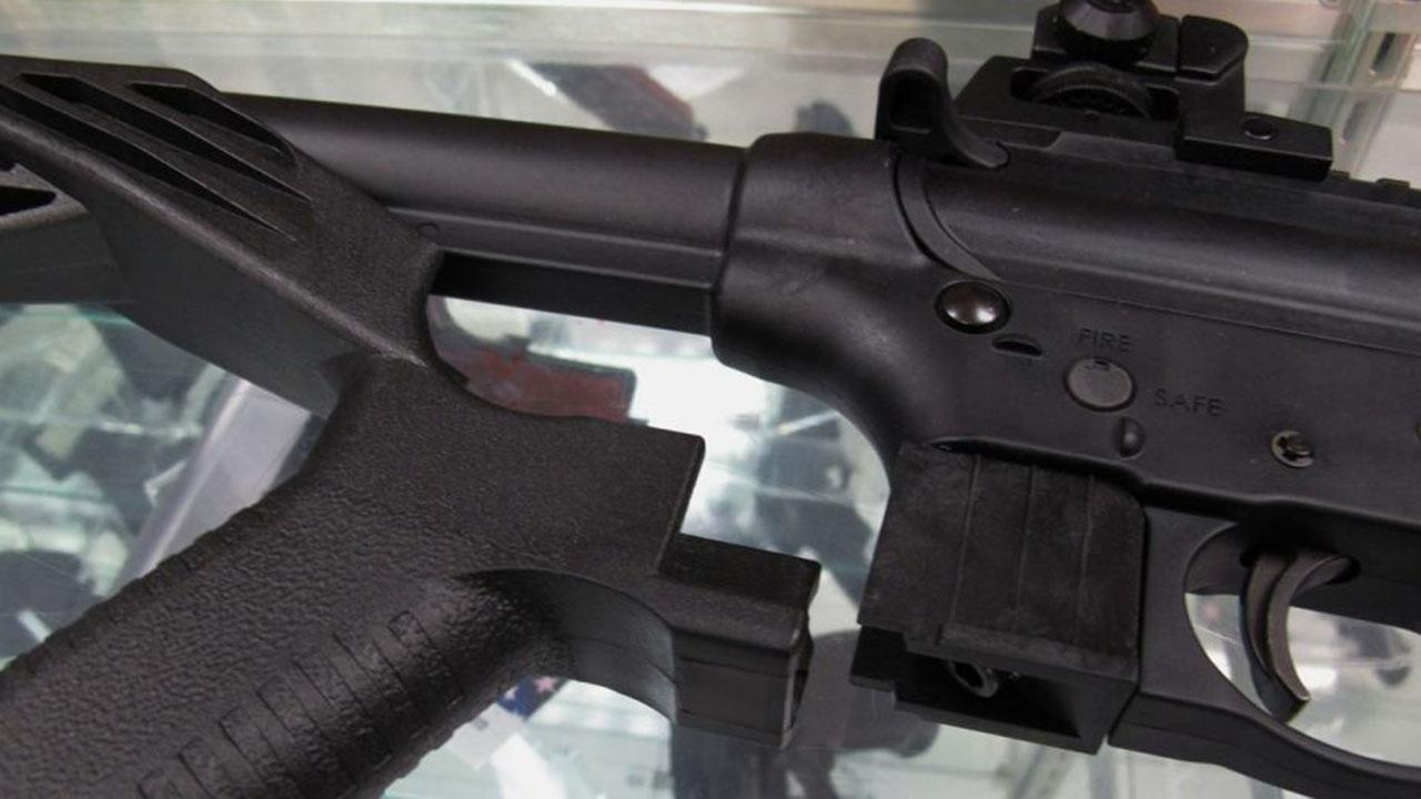 DOJ, ATF to review legal status of bump-fire stocks