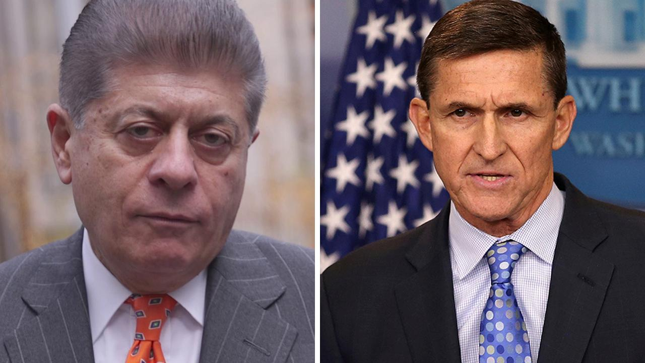 Napolitano: Gen. Flynn - Why did he plead guilty to lying?