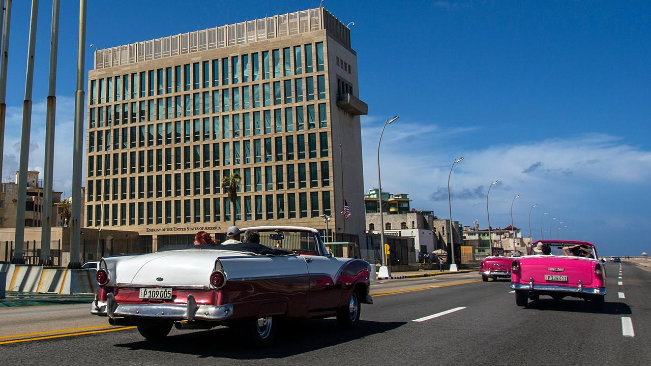 Report: Diplomats working in Cuba suffer brain abnormalities