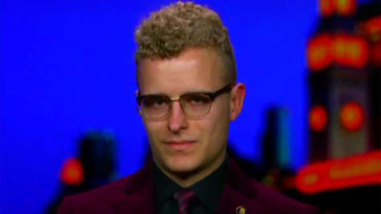 College Republican sues Antifa activist for $100K