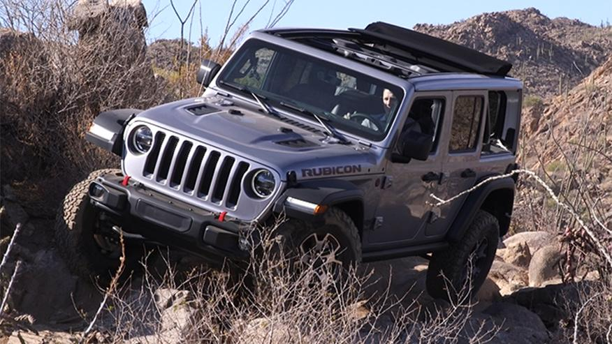 2018 Jeep Wrangler review: all new and all good