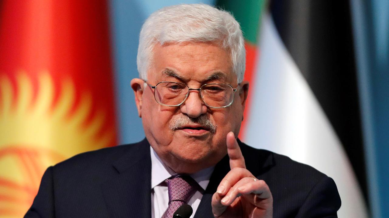 Abbas: President Trump's announcement is 'illegal'