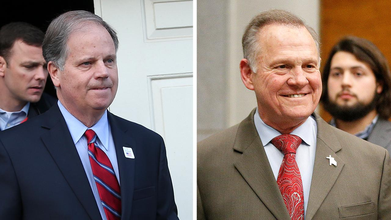The turbulent political climate in Alabama