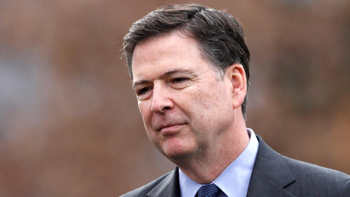 Comey provokes social media stir after hoping for 'more ethical leadership' in 2018