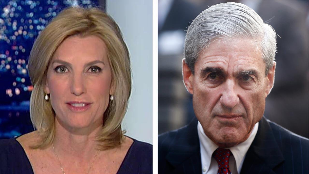 Ingraham: Mueller probe reveals unlimited power corrupts