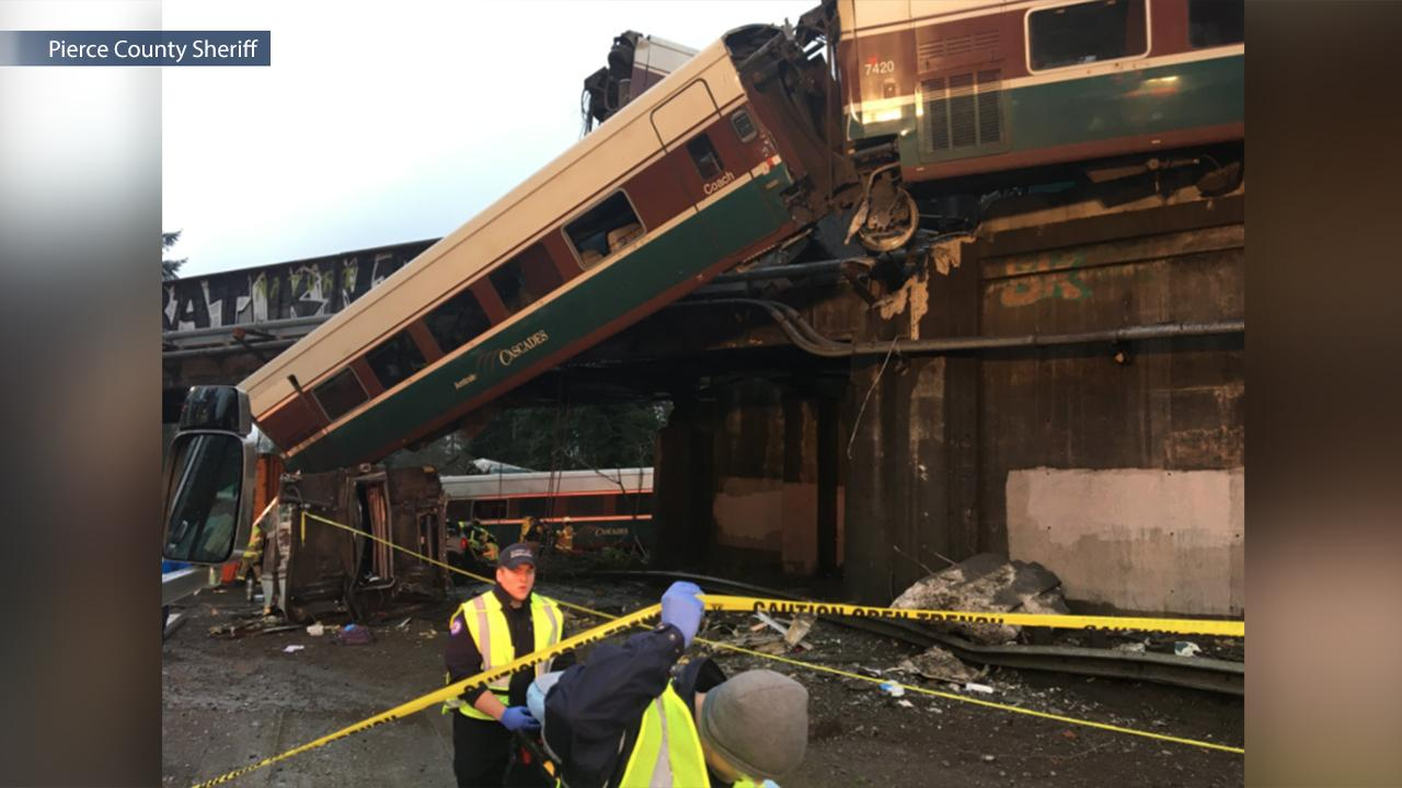 Report: Amtrak train 501 was going 81.1 mph before derailing