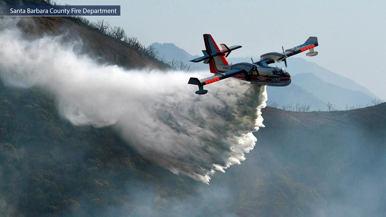 California's Thomas Fire now 50 percent contained