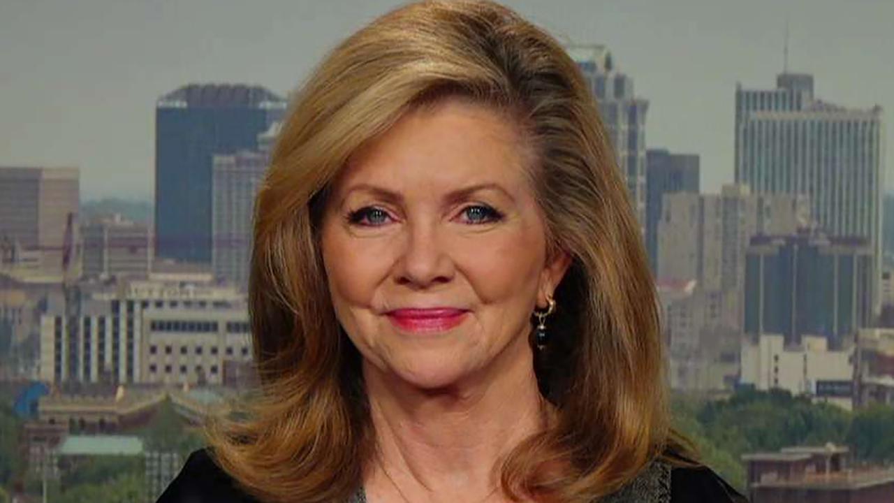 Tennessee congresswoman talks entitlement reform on 'Sunday Morning Futures.'