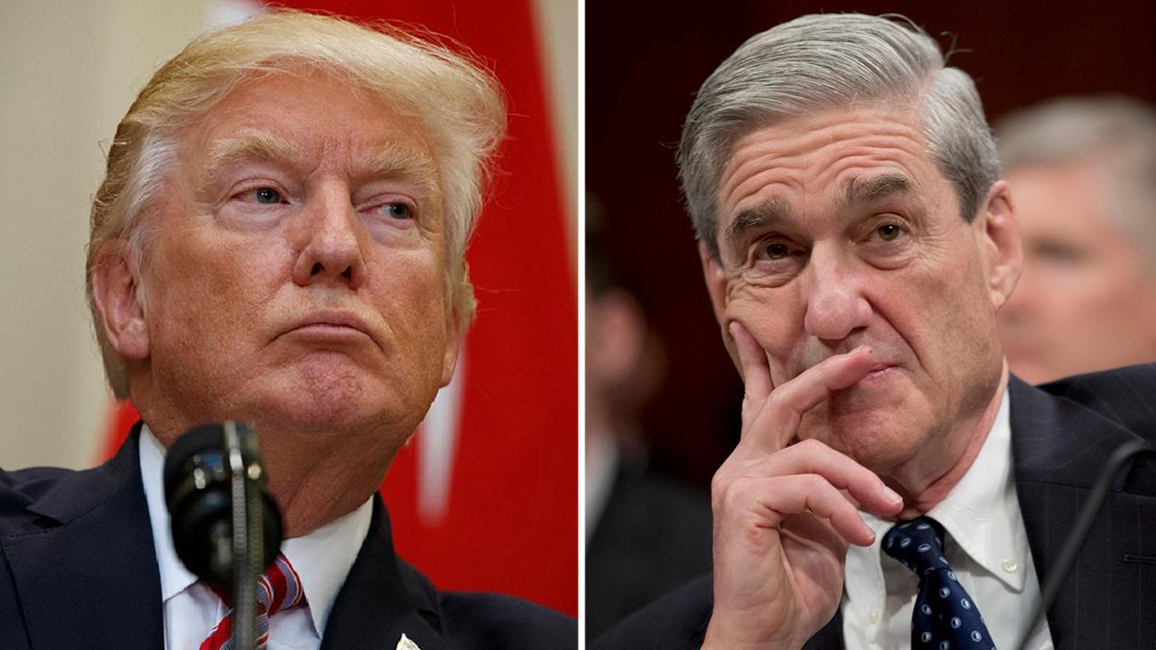 Trump calls Mueller fair