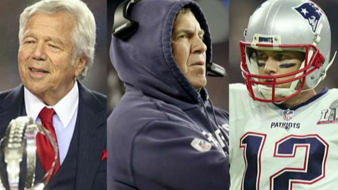 The Patriots' dynasty nearing an end?