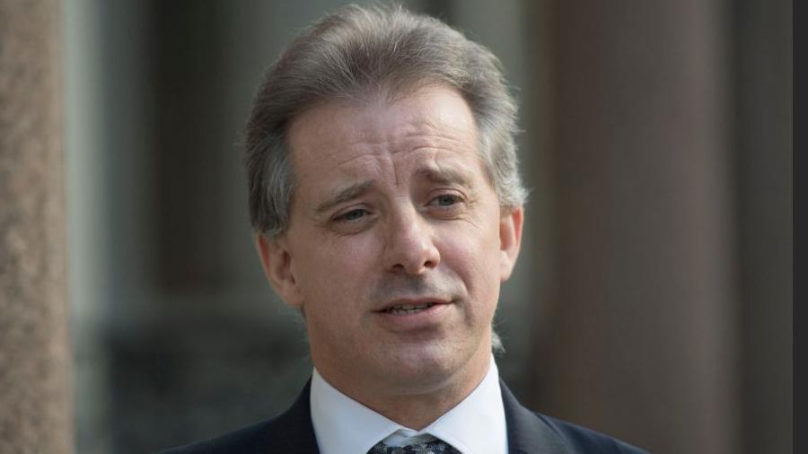 Grassley, Graham seek investigation into Christopher Steele