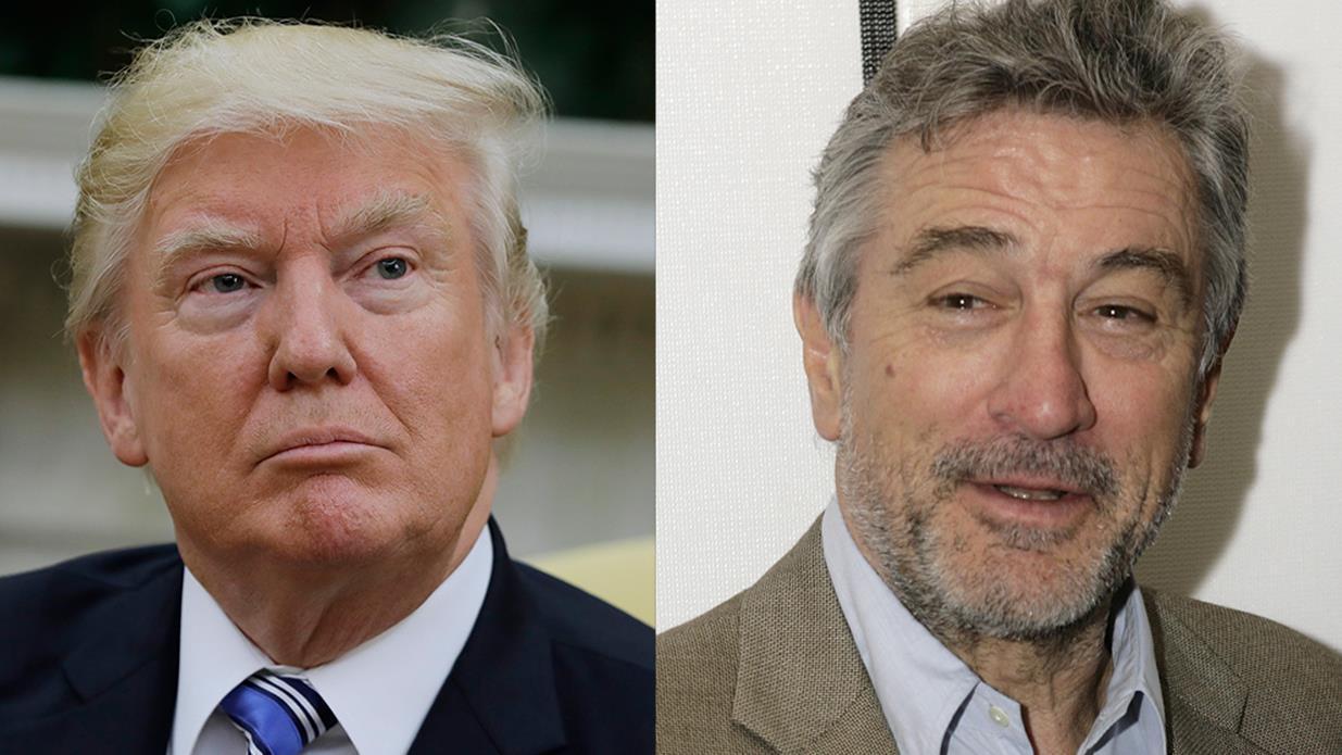 Robert De Niro attacks Trump in profane rant at awards gala