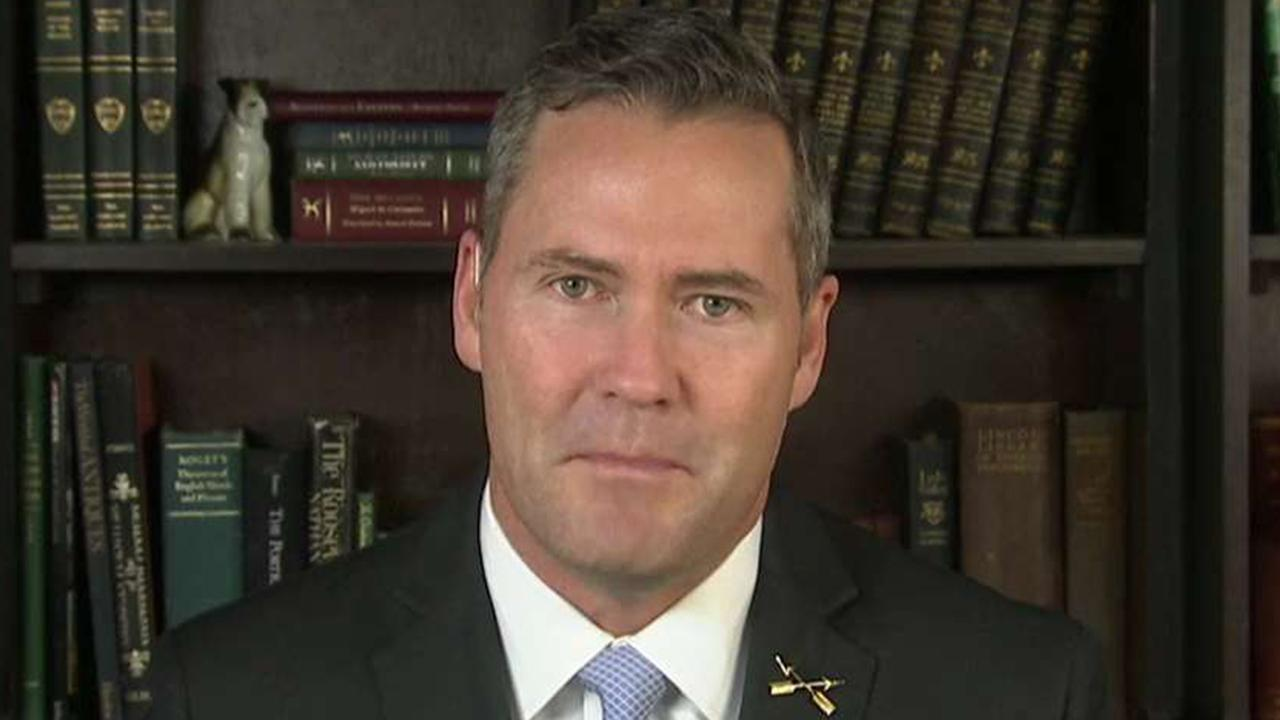 Michael Waltz on personal preparedness, North Korea threat