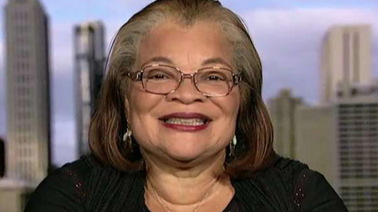 Alveda King on race relations and Martin Luther King Jr.